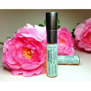 Fysiko Vitamin Oil for Eyelashes & Eyebrows, LG 0.27 fl oz (8 ml)