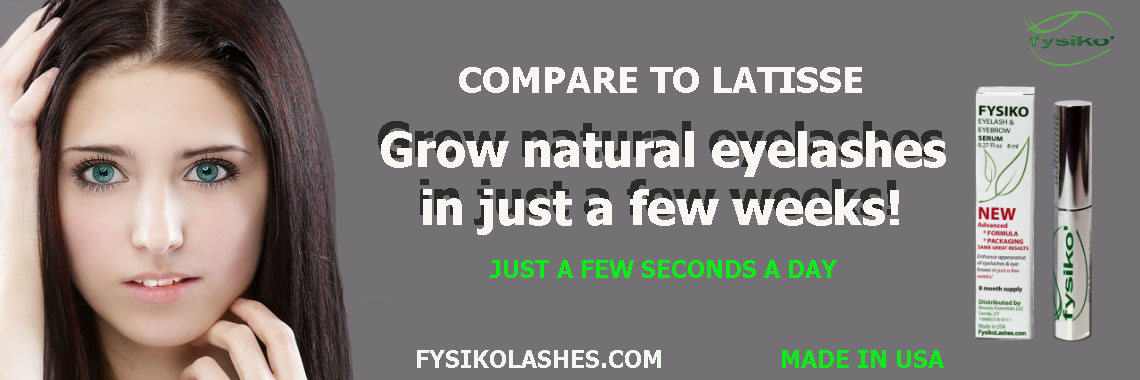 fysiko eyelash and eyebrow serum