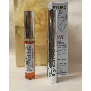 Fysiko Eyelash and Eyebrow Care Set LARGE